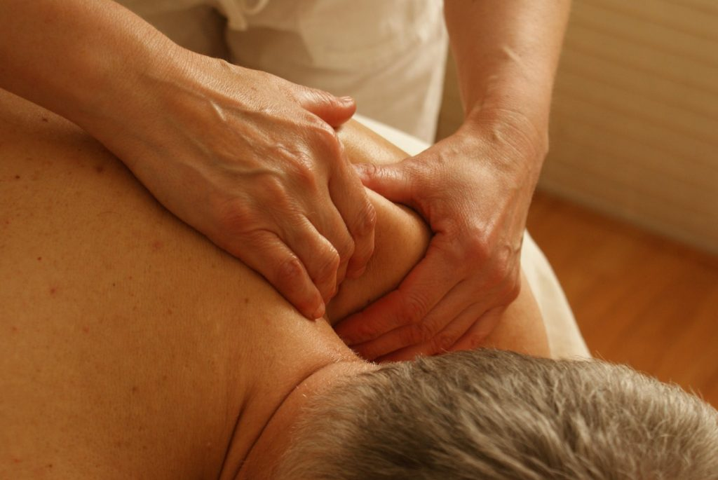 The Advantages of Body Rub & Massage